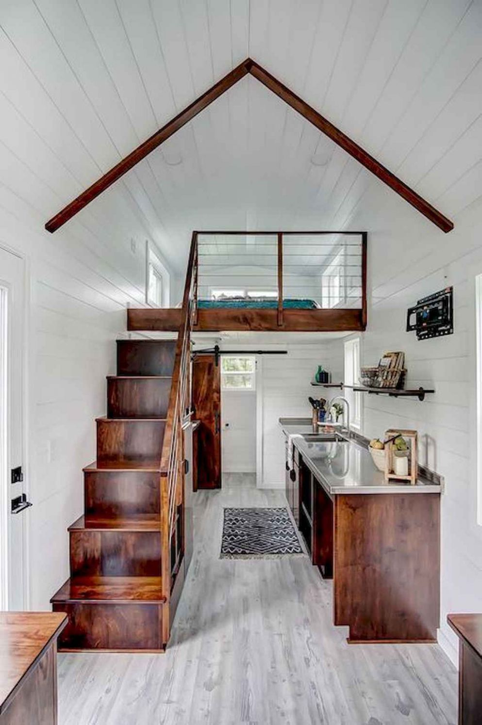 9 Awesome Tiny House Interior Design Ideas - Decoradeas - tiny house interior ideas
