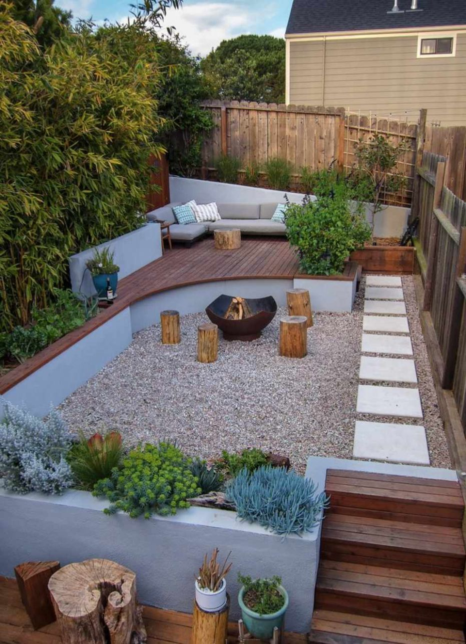 9 Backyard Landscaping Ideas to Inspire You - backyard ideas images