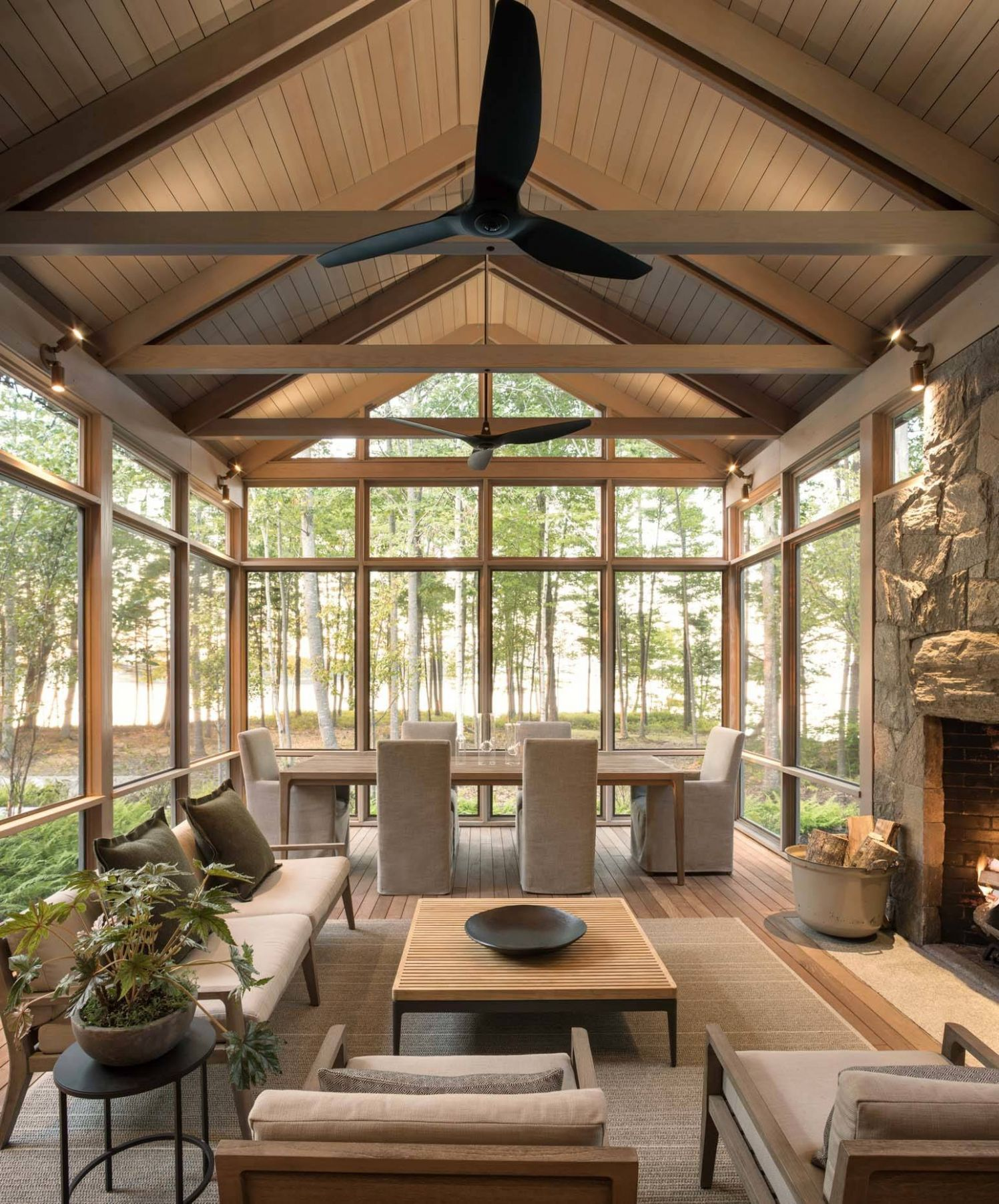 9 Beautiful Sunroom Pictures & Ideas | Houzz