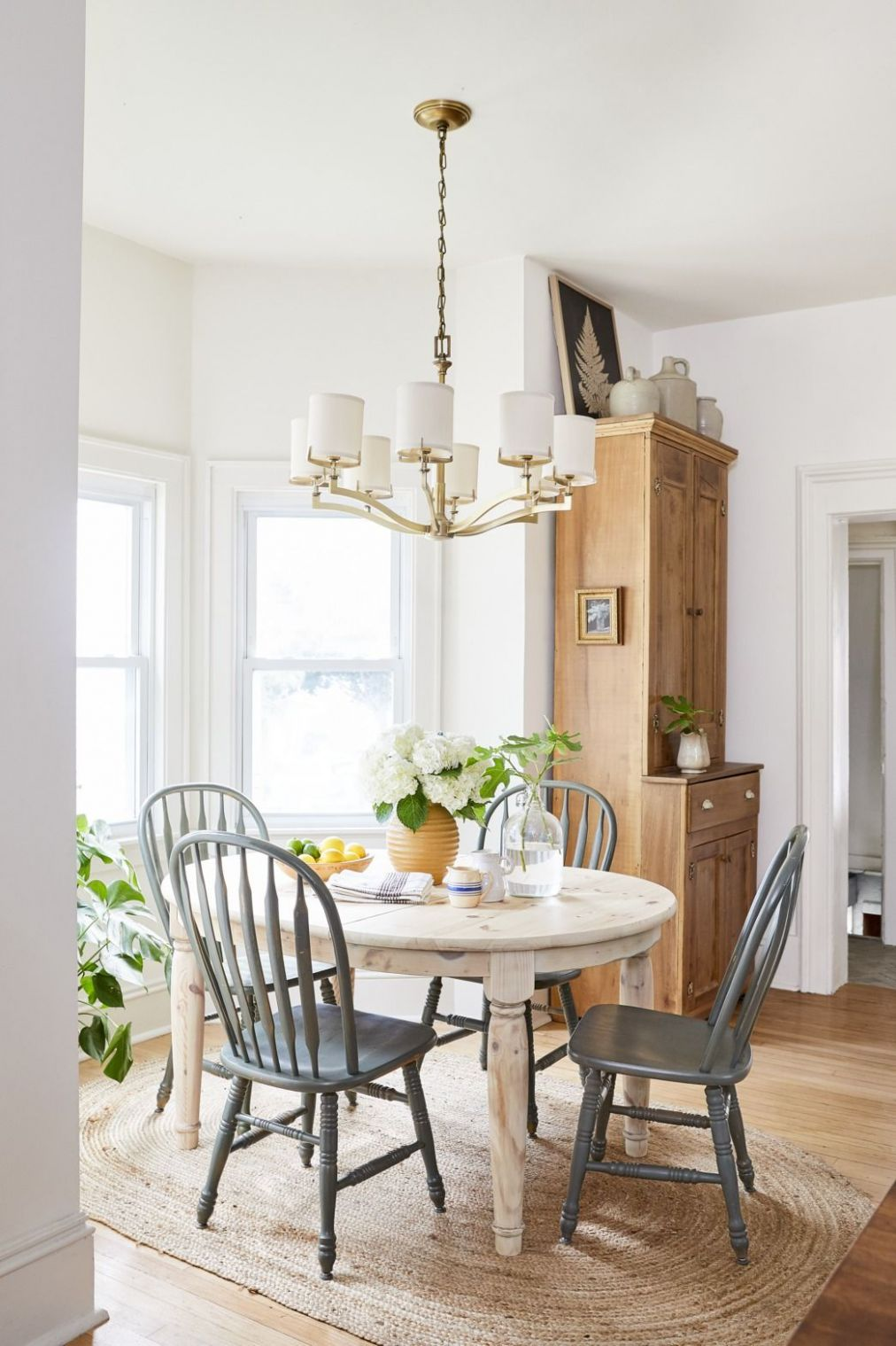 9 Best Dining Room Decorating Ideas - Country Dining Room Decor