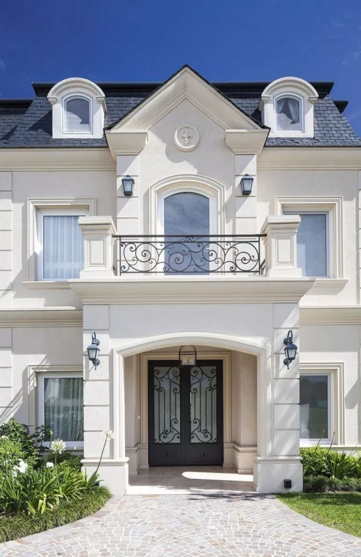 ✓9 best exterior classic design ideas for your house inspiration ...