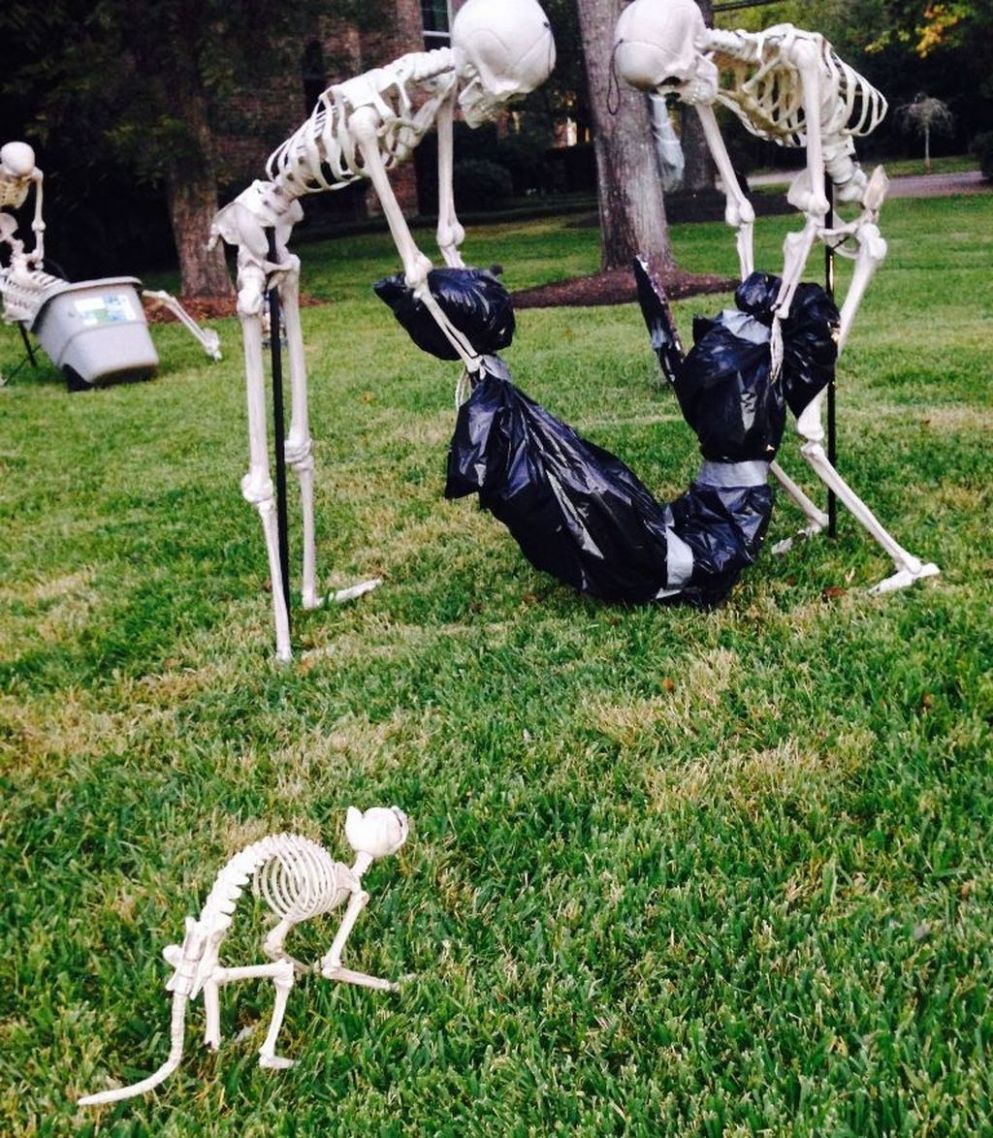 9 Best Front Yard Halloween Decoration Ideas | Holiday | Outdoor ..