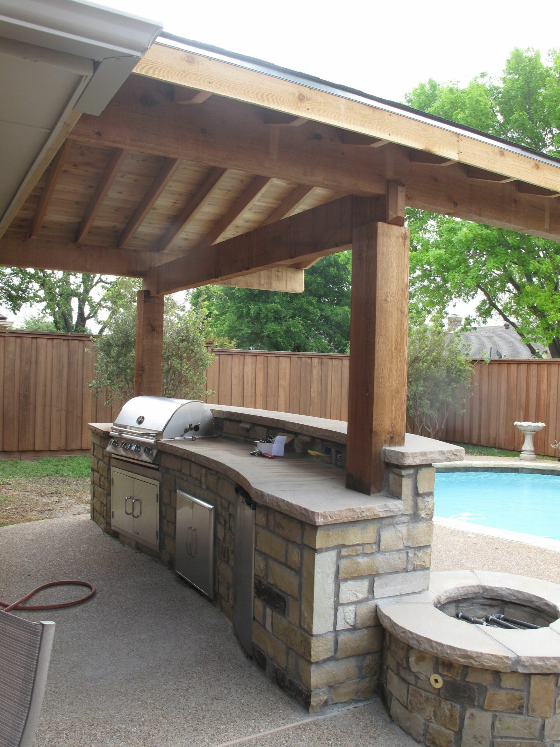 9 Best Outdoor Kitchen Design Ideas | Design für aussenküche ..