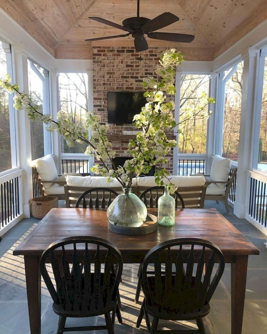 9+ Best Sunroom Ideas for a Year-Round (Totally Groundbreaking ..
