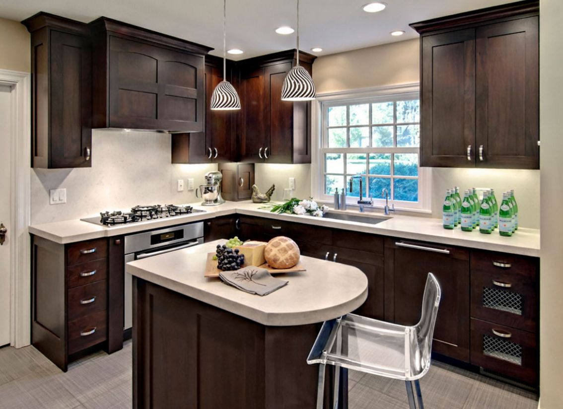 9 Classy Projects With Dark Kitchen Cabinets | Home Remodeling ...