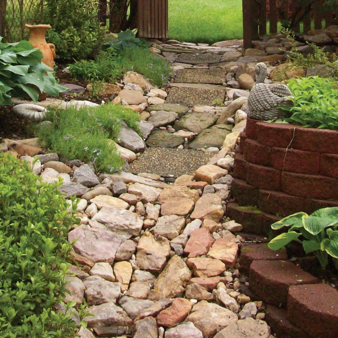 9 Common Lawn Problems and How to Fix Them | Family Handyman - backyard ideas to cover dirt