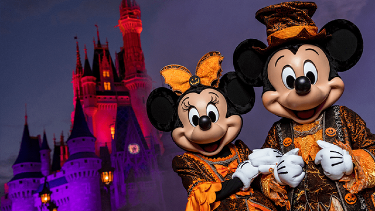 9 Costume Ideas for a Rainy Day at Mickey's Not So Scary Halloween ...