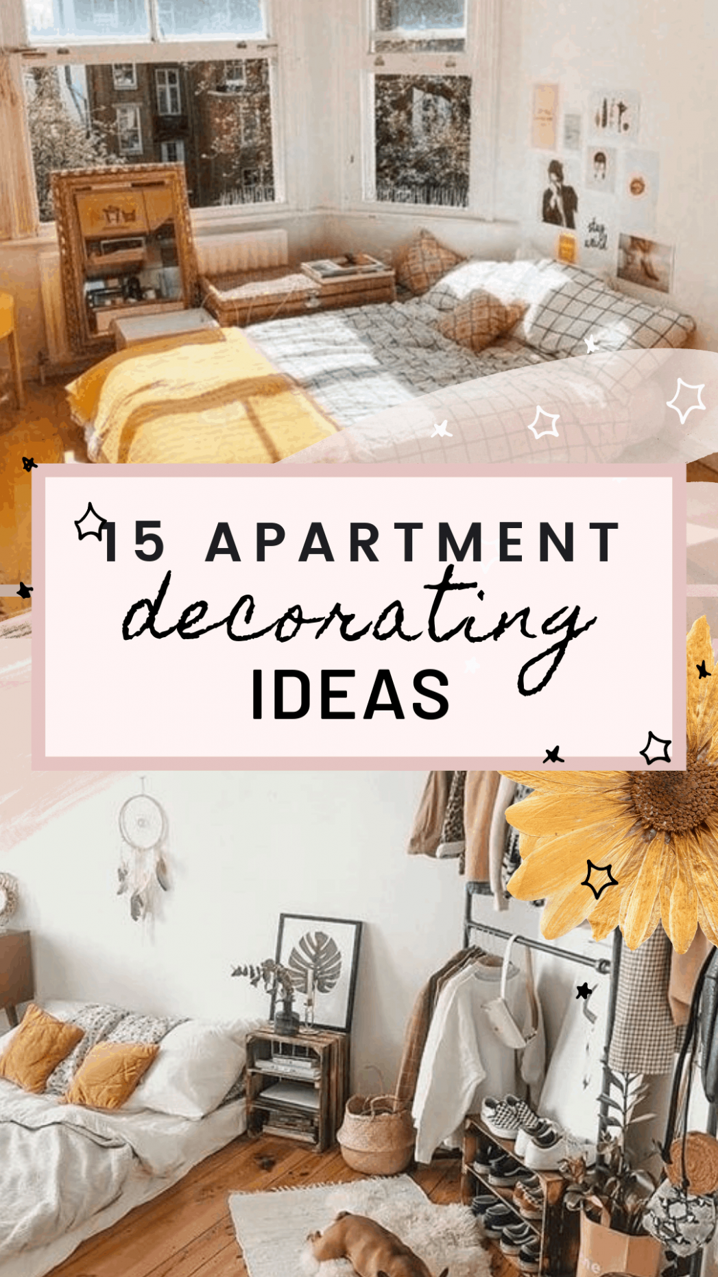 9 Cozy Apartment Decorating Ideas