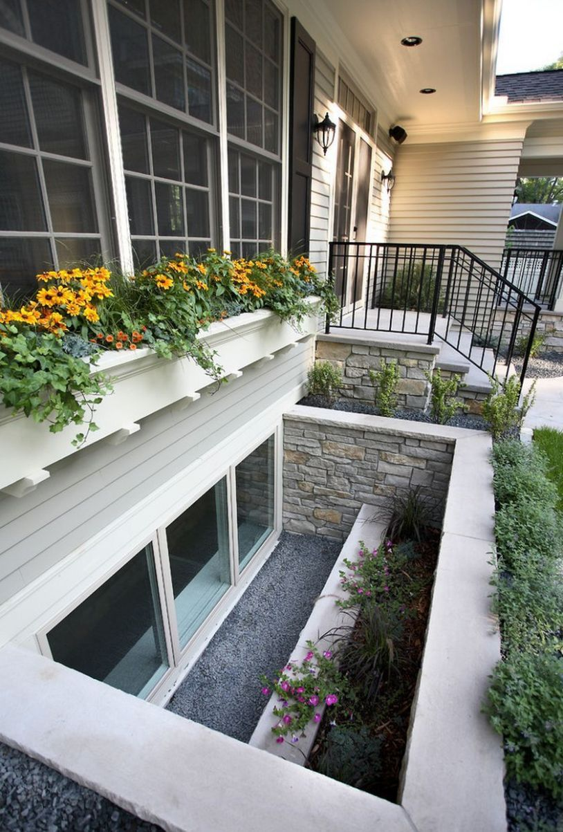 9+ Creative Designs of Basement Window Covers for Your DIY ..