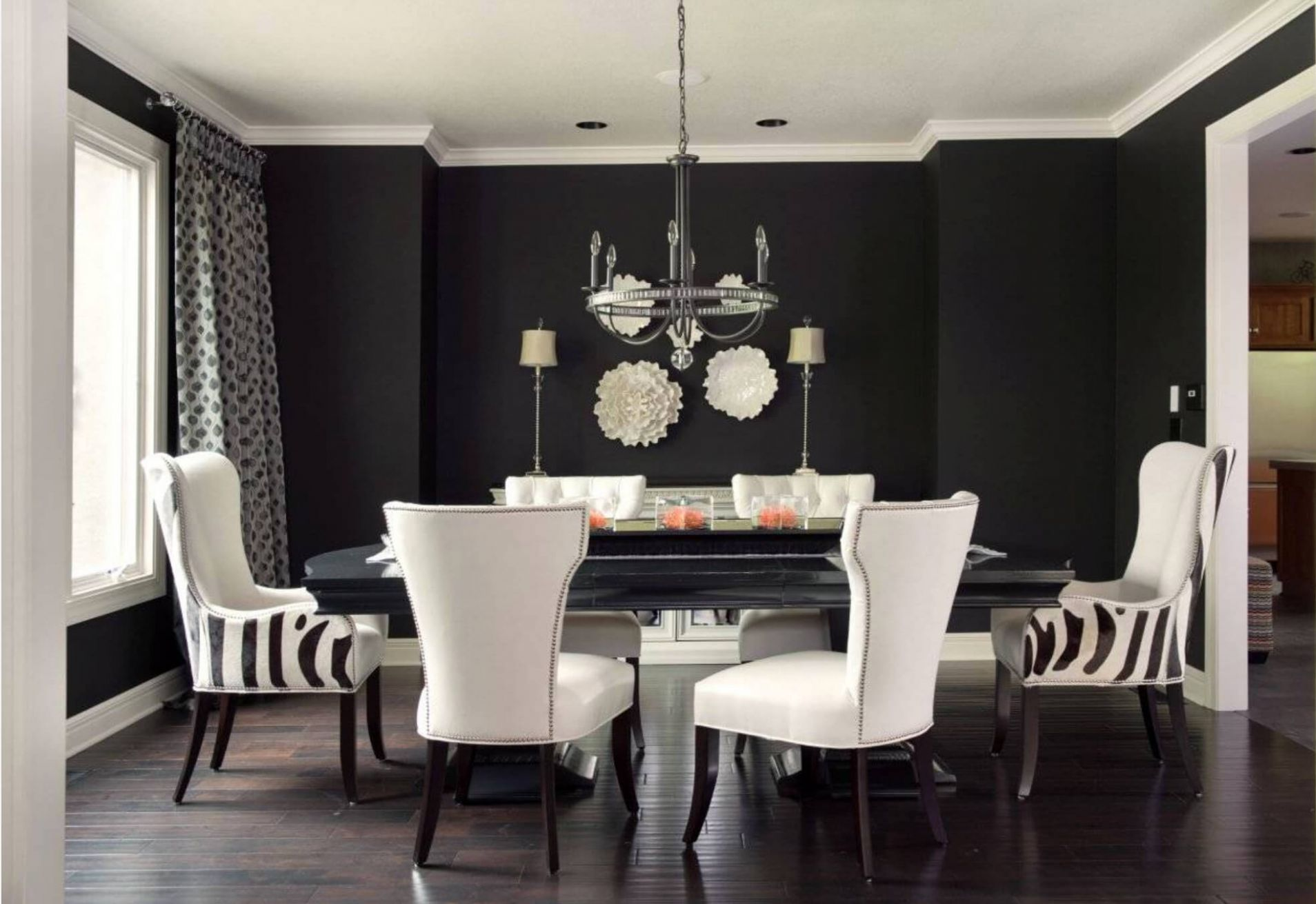 9 Creative Ideas for Dining Room Walls | Freshome.com