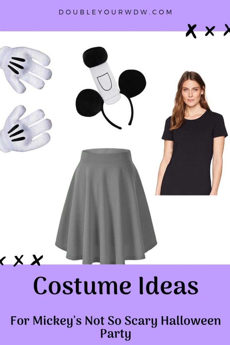 9 Cute & Comfortable Costume Ideas for Mickey's Not so Scary ...