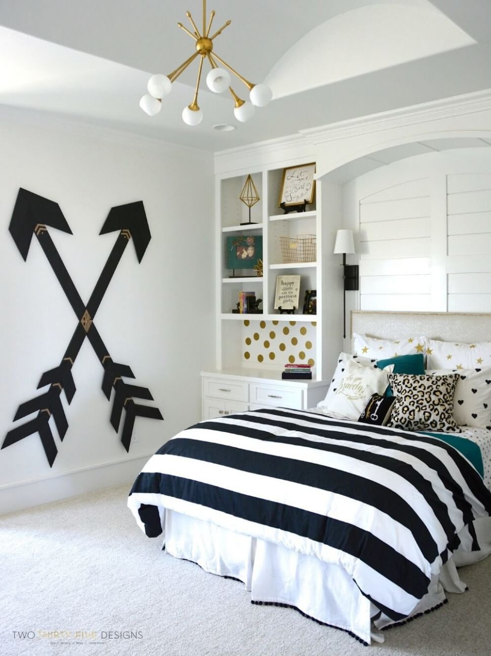 9+ Cute Teenage Girl Bedroom Ideas That Will Blow Your Mind