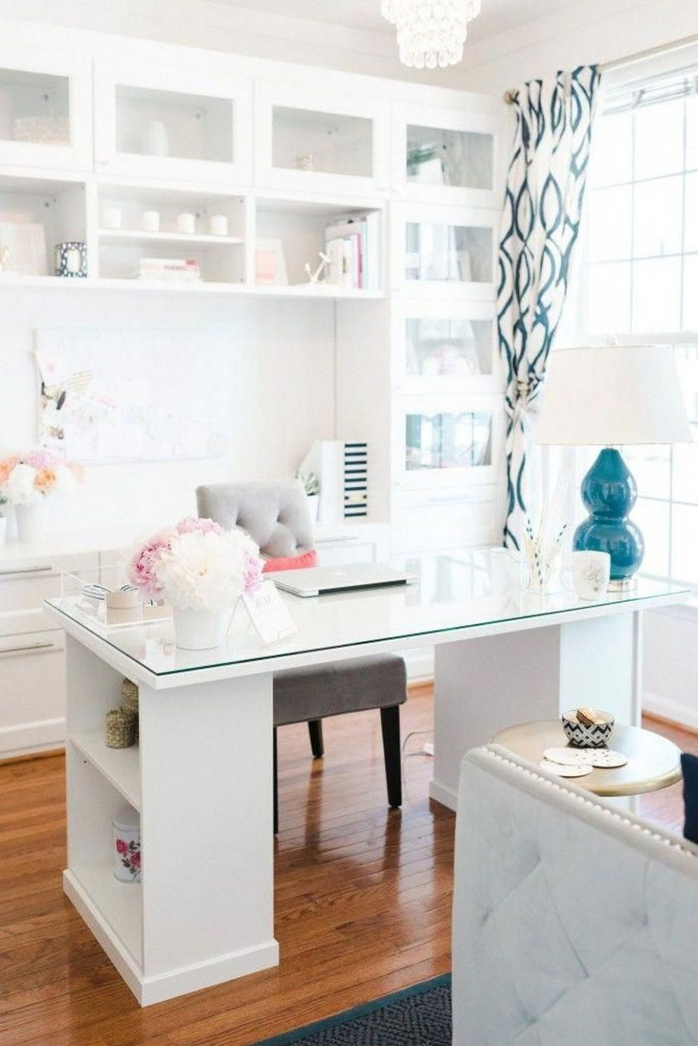 9+ Delightful Home Office Design Ideas For Women | Home office ..