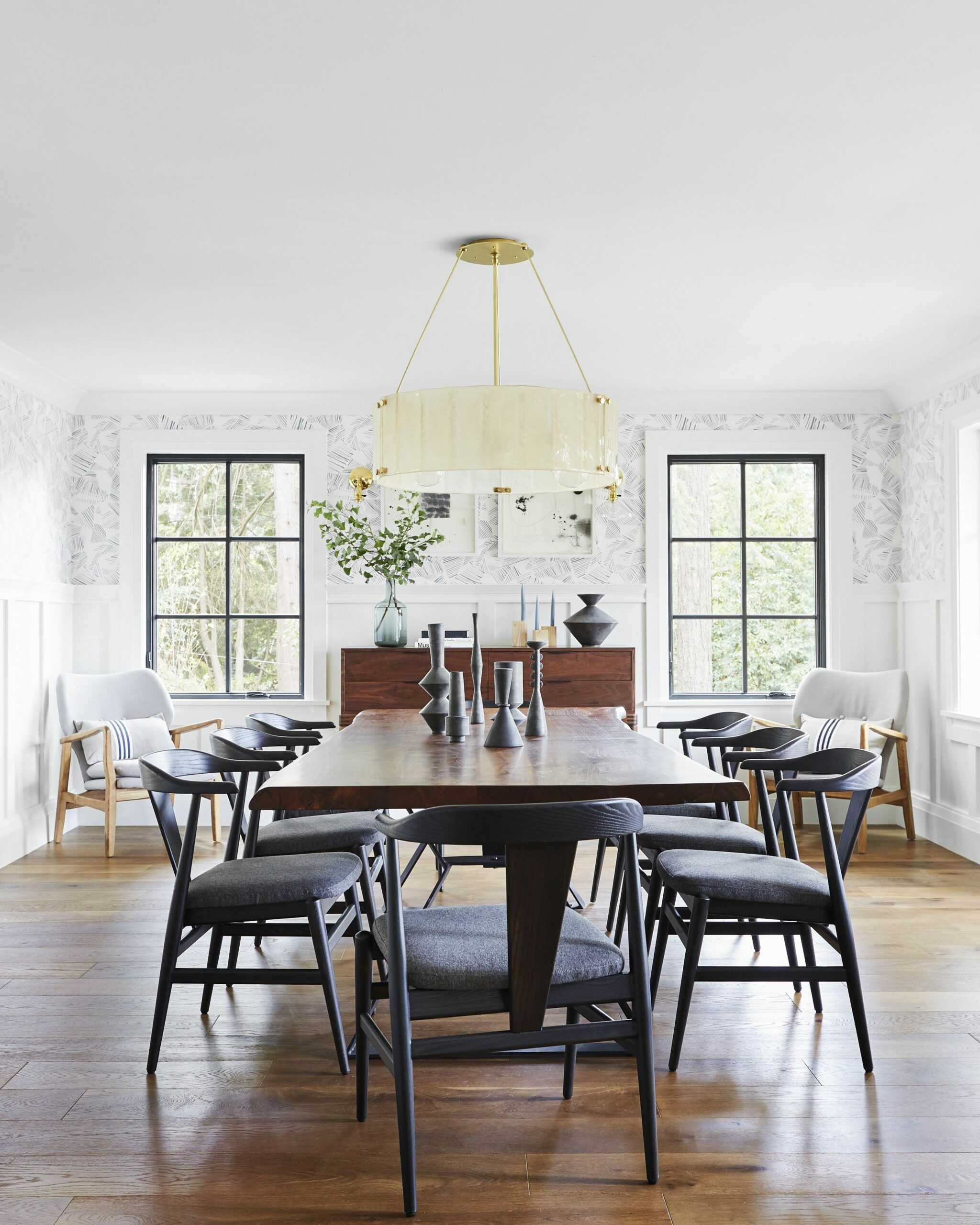 9 Dining Room Lighting Ideas to Brighten Up Your Space - dining room lamp ideas