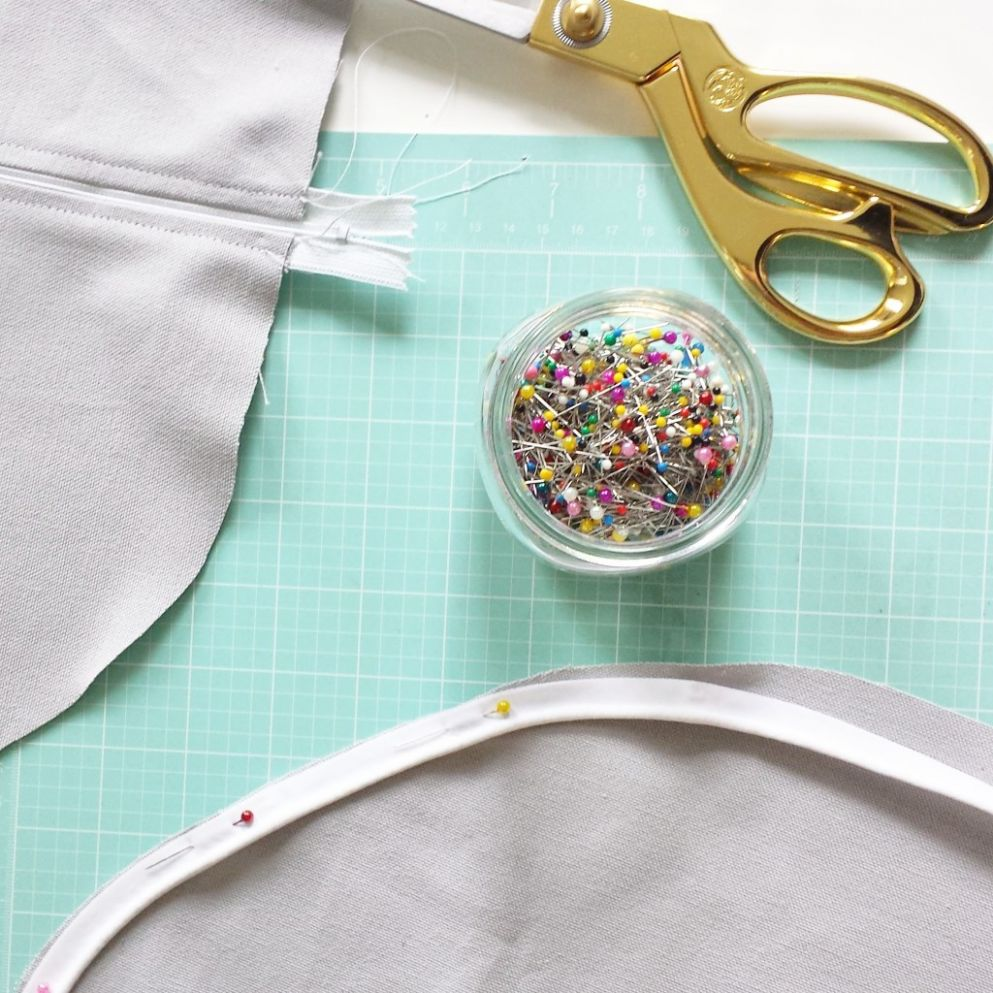 9 DIY home decor sewing projects - diy home decor sewing projects
