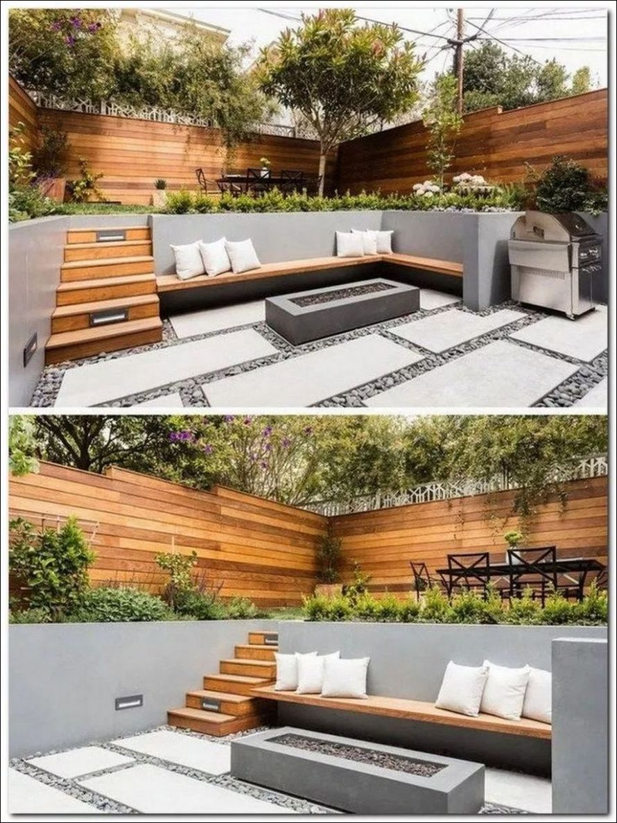9+ Easy and Affordable DIY Backyard Ideas and Projects · Bilimsi
