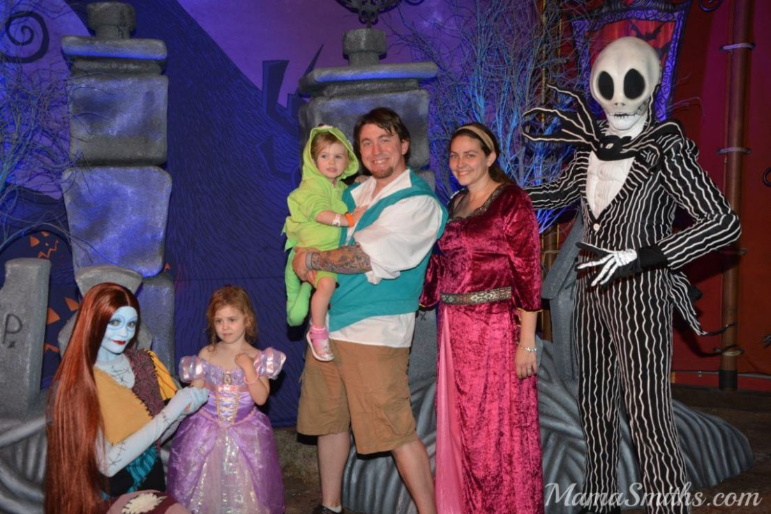 9 Easy Mickey's Not So Scary Halloween Party Costume Ideas ...