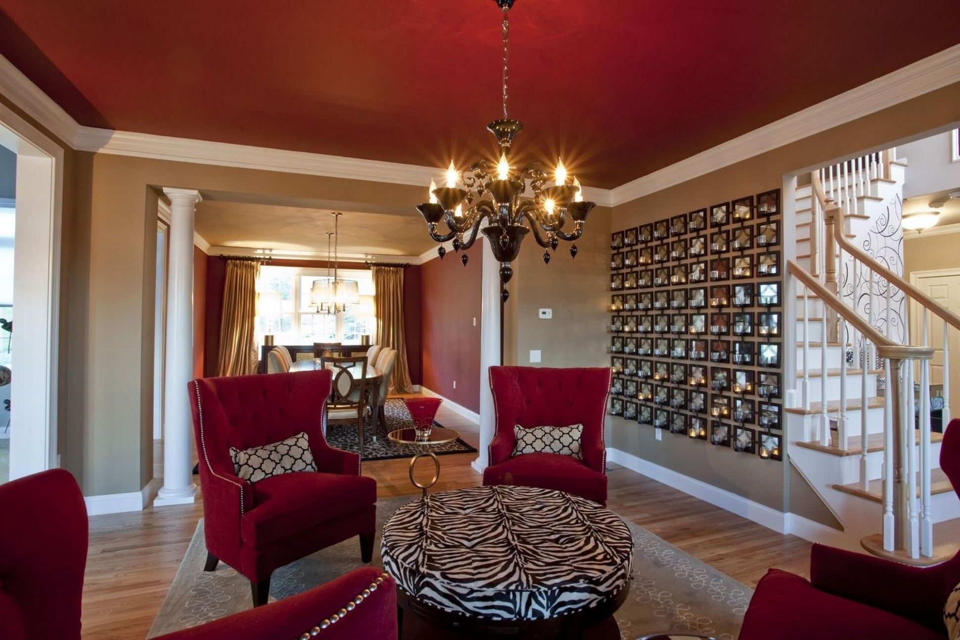 9+ Enchanting Zebra Interior Decorating Ideas That Abound With ..
