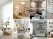 9 Extremely Lovely Neutral Nursery Room Decor Ideas That You Will ...