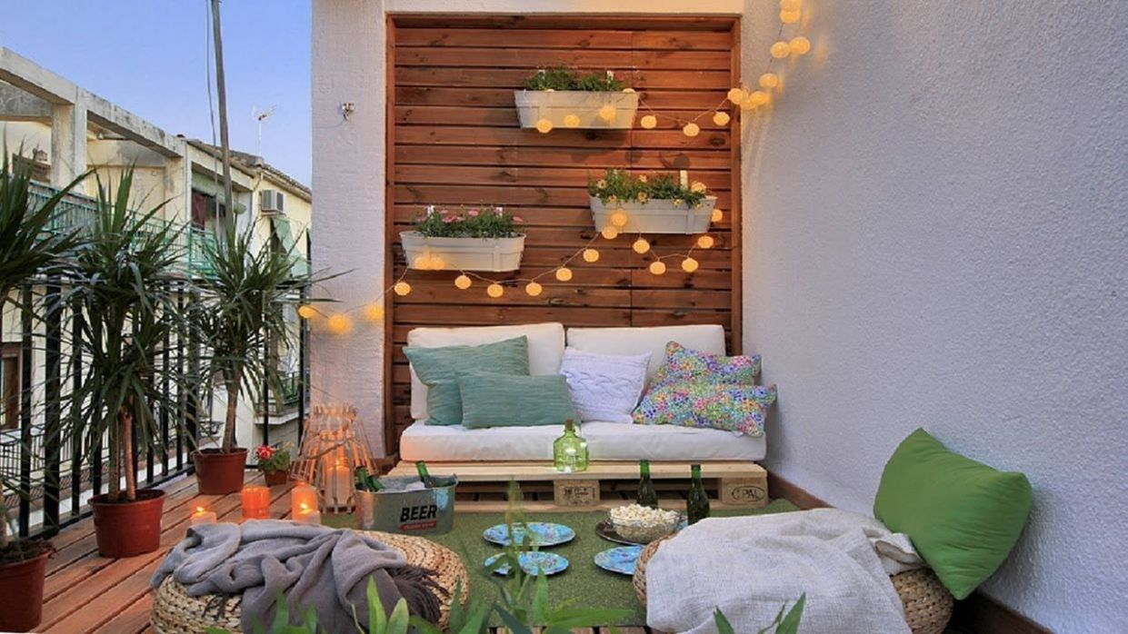 9 Fabulous Balcony Design Ideas for Small Homes - Trend Home Ideas - balcony ideas for home
