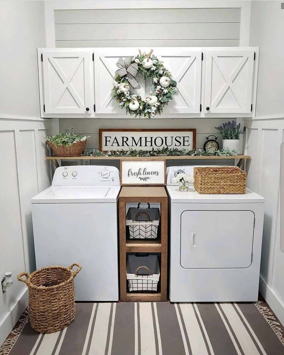9 Fantastic Ideas To Cozy Your Home With Farmhouse Fall Decor ..