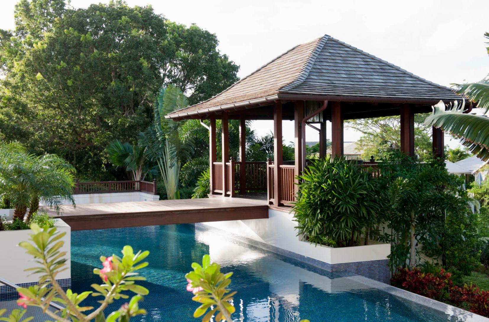 9 Glorious Pool Gazebo Ideas - pool gazebo ideas