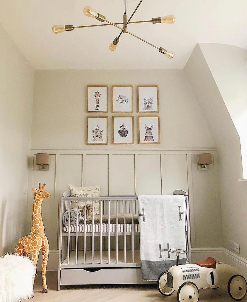 9 Gorgeous Baby Boy Nursery Ideas to Inspire You | Baby room ...