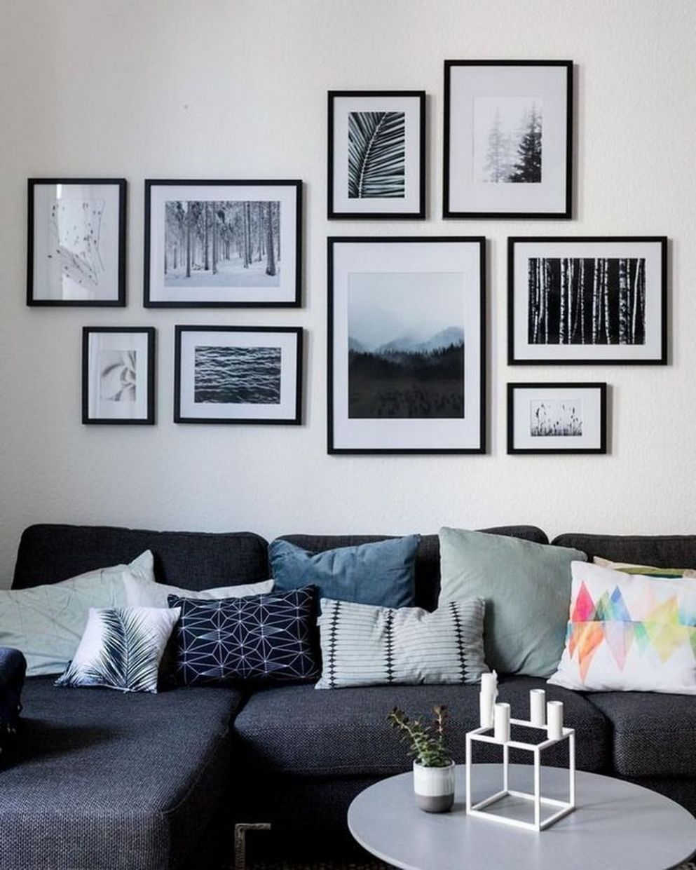 9 Gorgeous Living Room Decorating Ideas | Wall decor living room ..