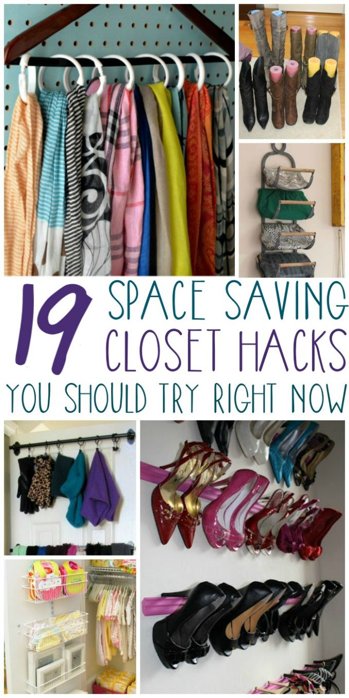 9 Hacks that show You How to Organize Your Closet
