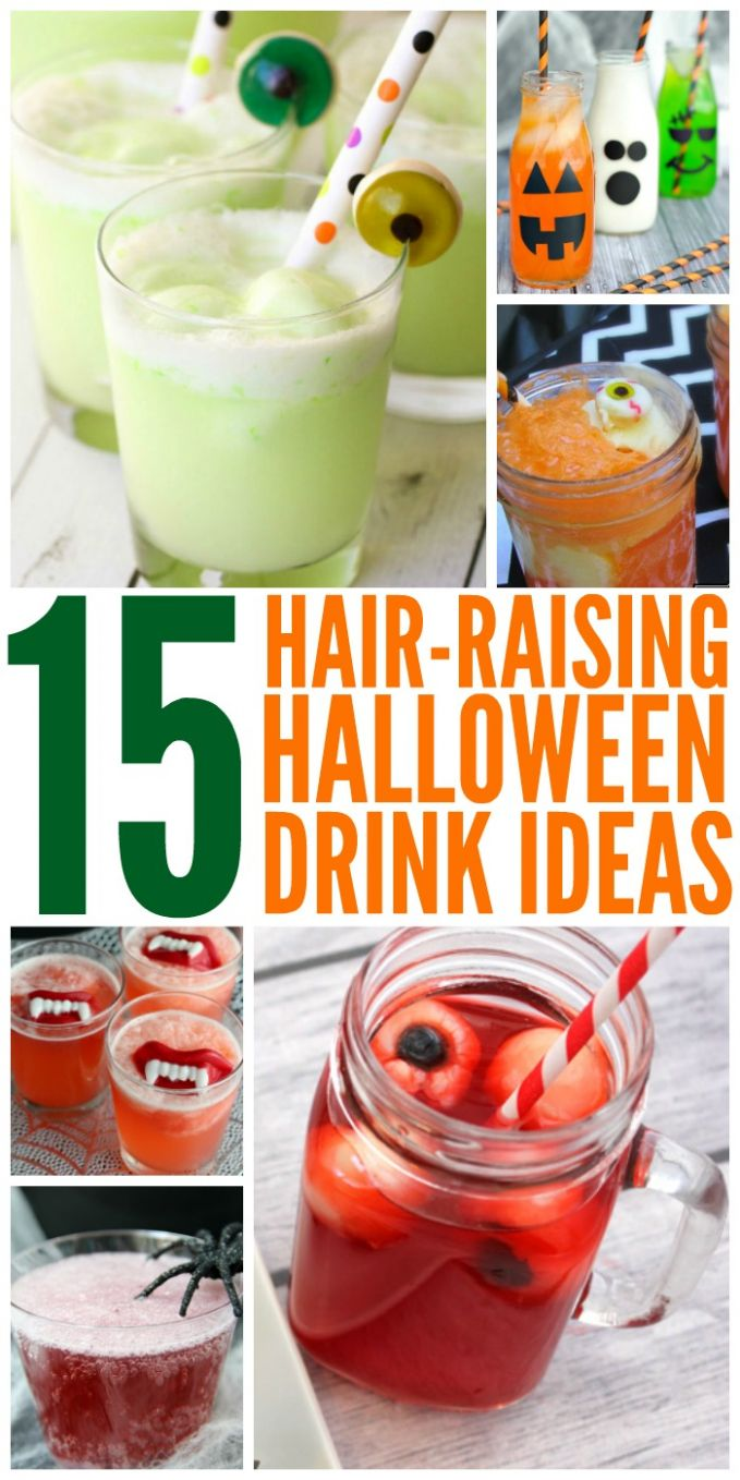 9 Hair-Raising Halloween Drink Ideas - halloween juice ideas