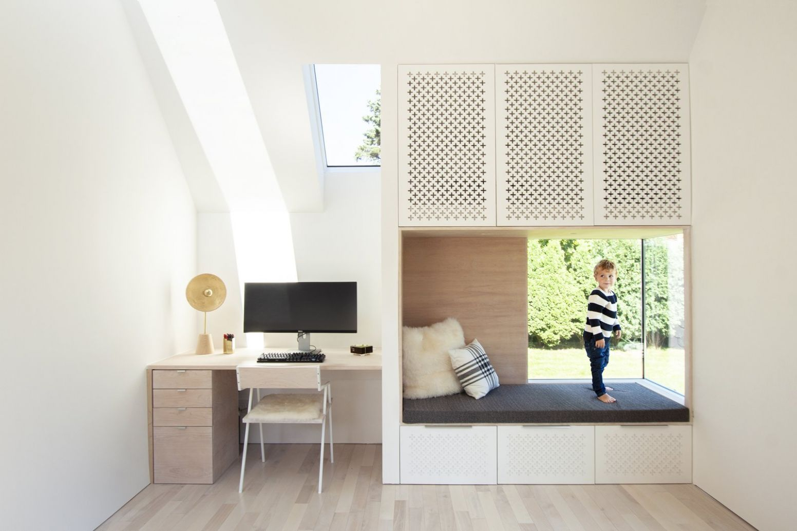 9 Home Office Designs & Decorating Ideas — Dwell - Dwell - small home office ideas for him