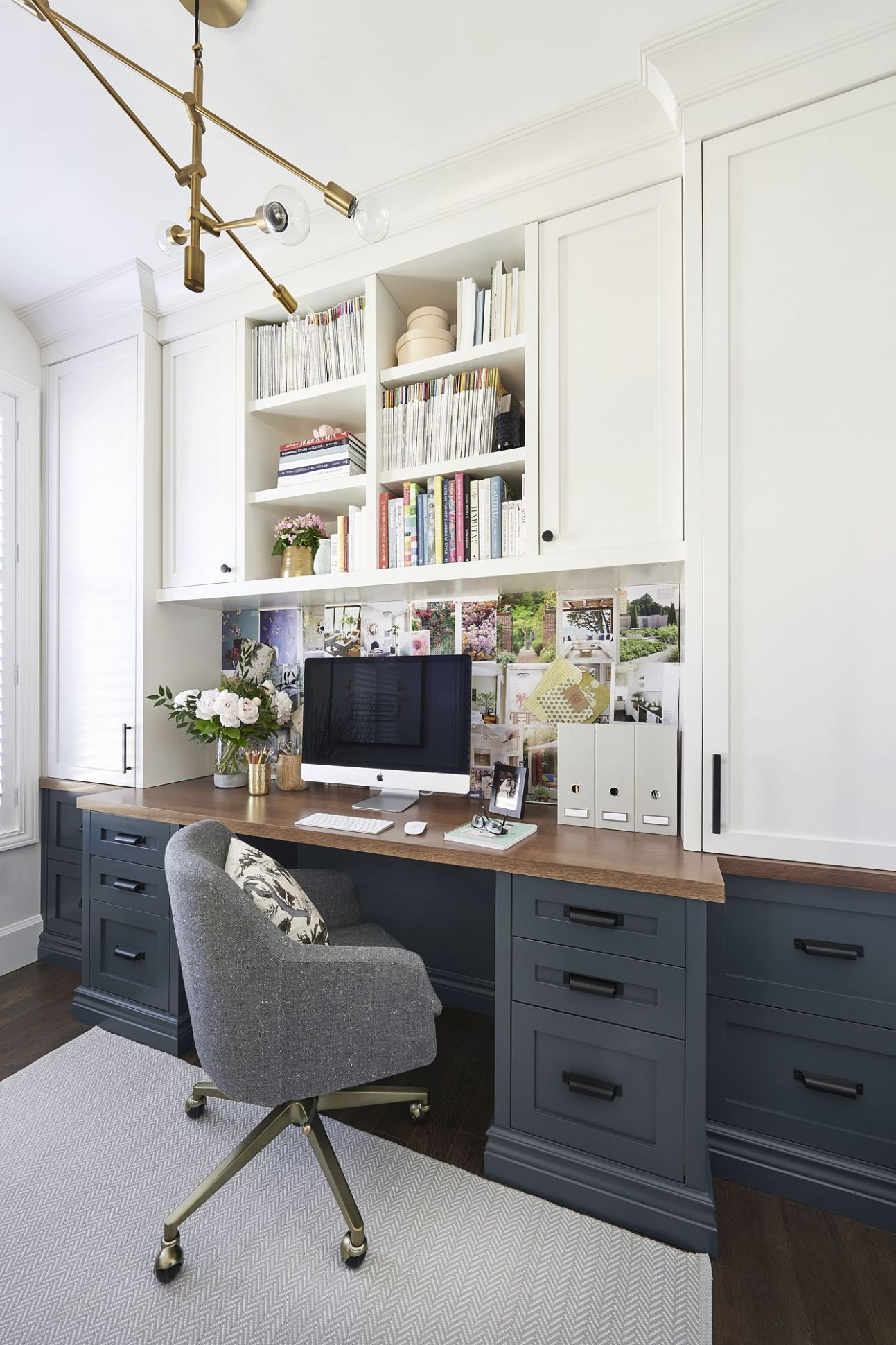 9 Home Office Ideas : Working from Your Home with Your Style (com ...