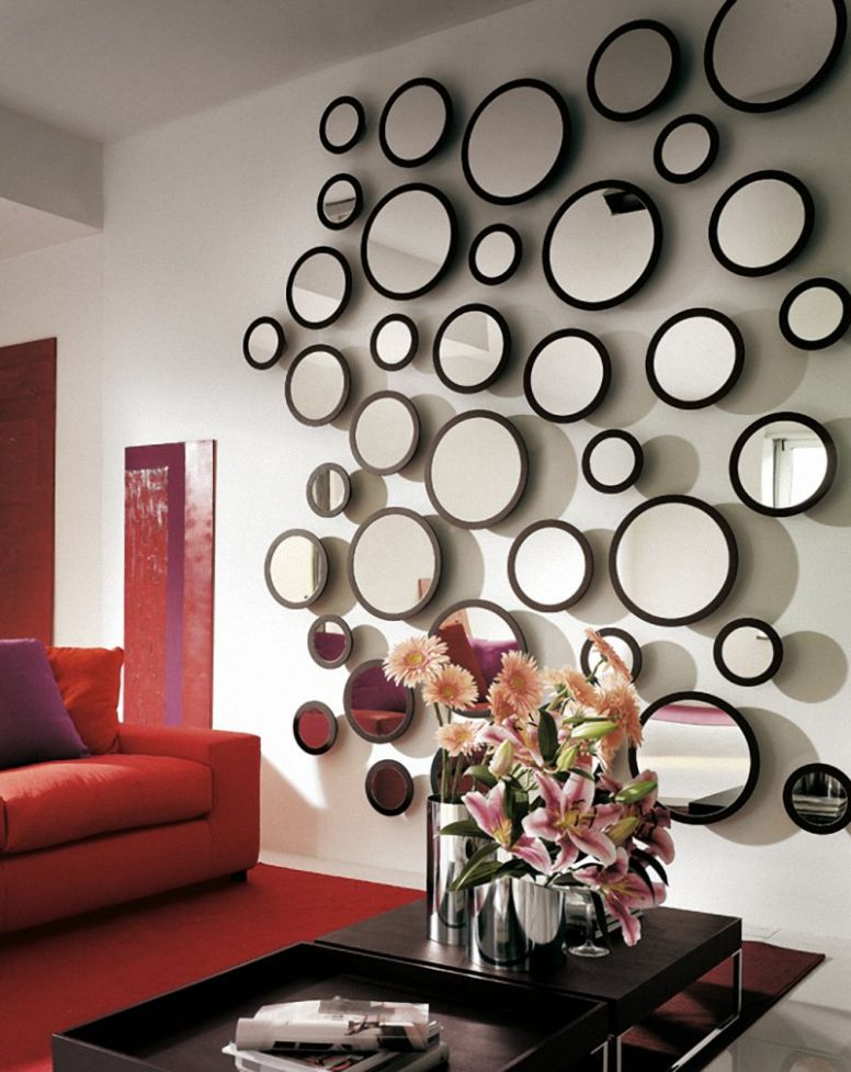 9 Ideas For Home Decorating With Mirrors