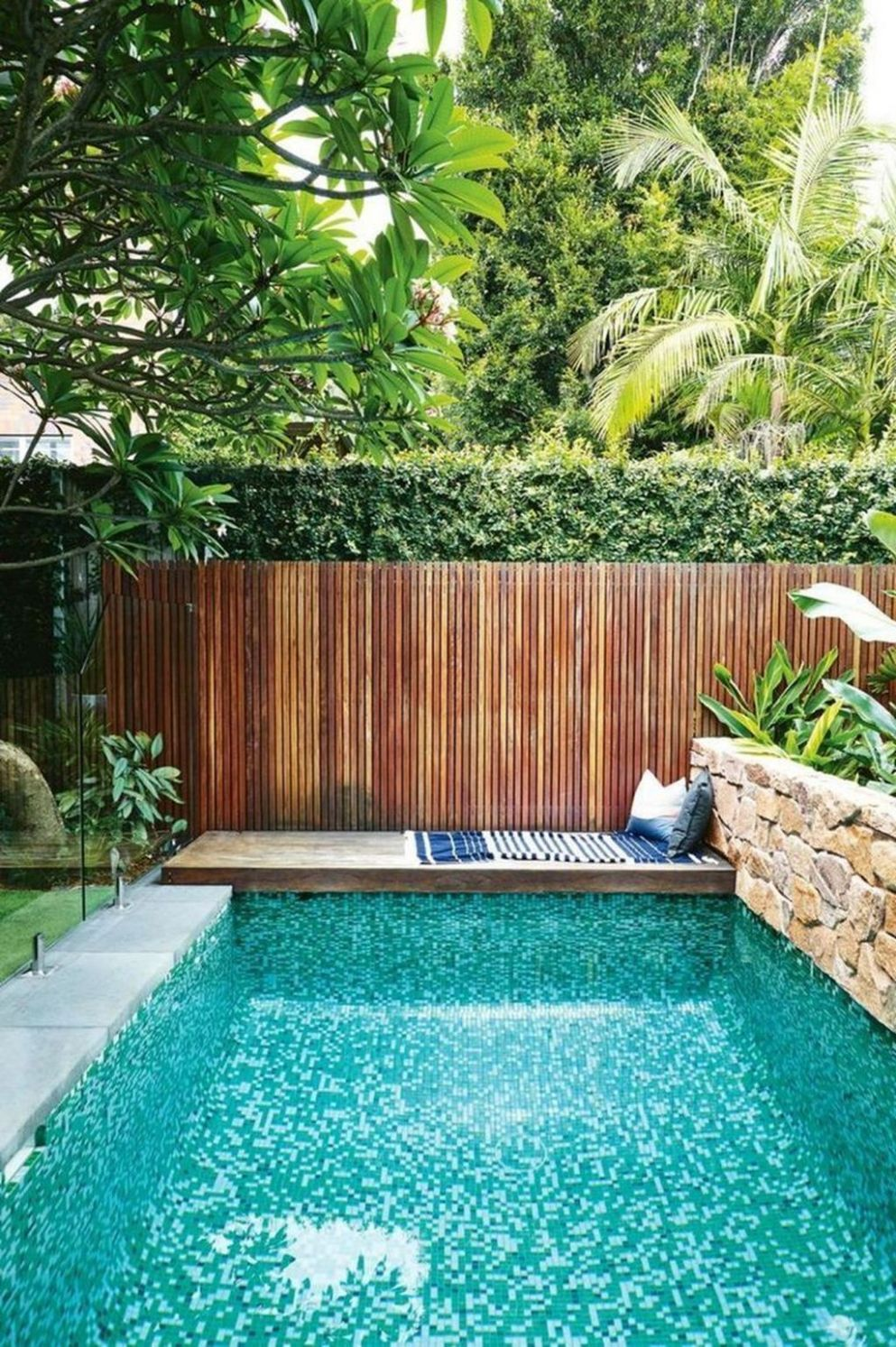 9+ Impressive Tropical Pool Design Ideas | Swimming pools ..