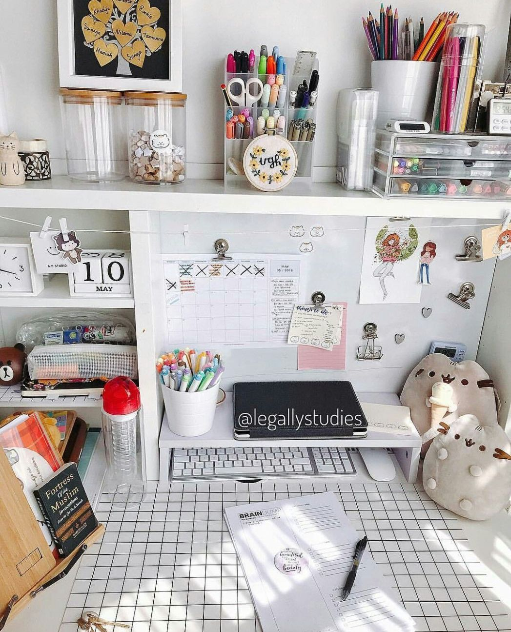 9 Inspirational Home Office Decor Ideas For 919 | Study room ..