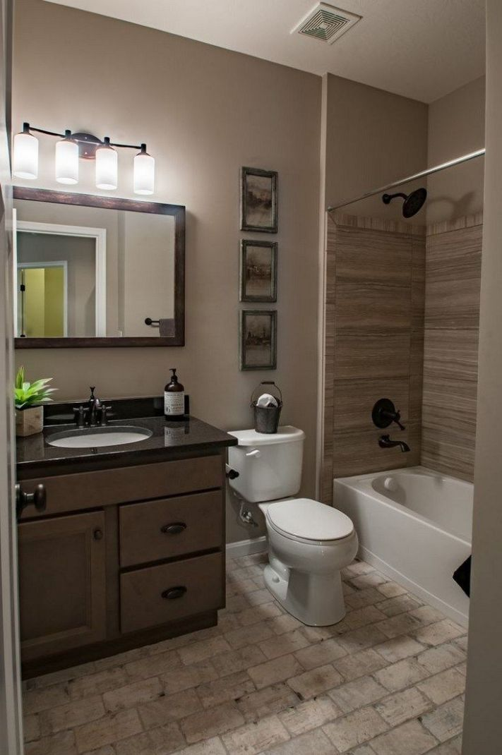 9 inspirational small bathroom remodel before and after 9 (With ..