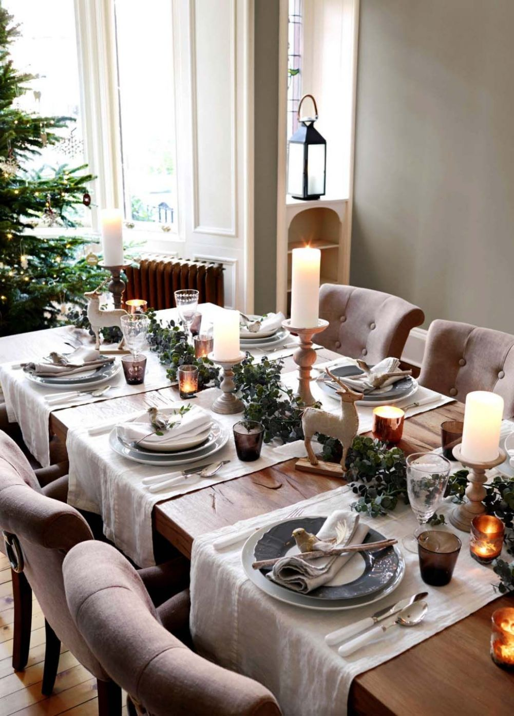 9 Inspiring Christmas decor ideas to elevate your dining table ...