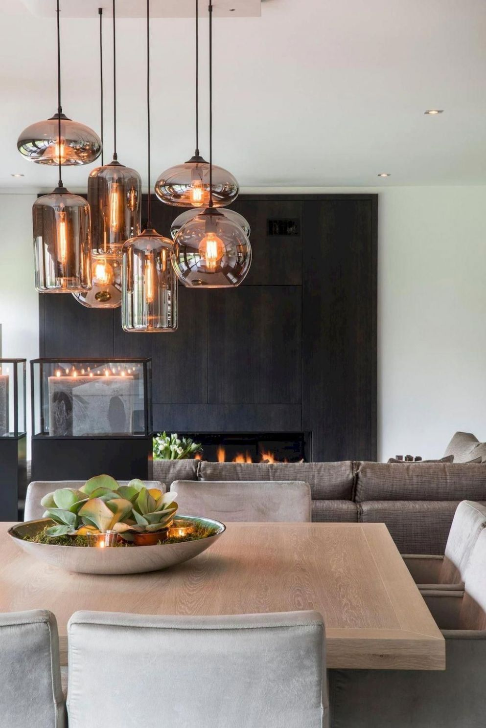 9+ Kitchen Lighting Ideas for Any Styles, Newest !! | Dining room ..