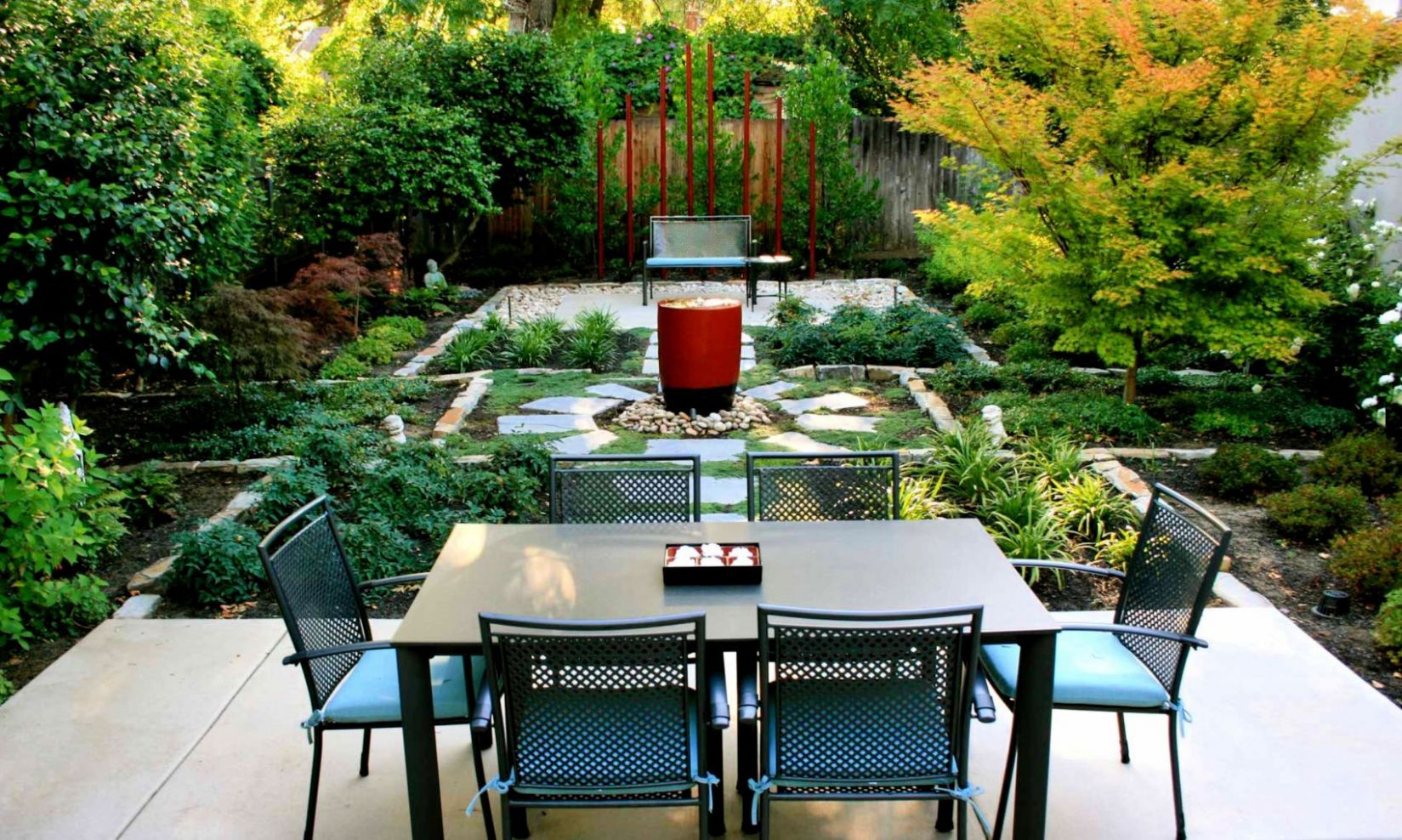 9 Landscaping Ideas for Small Backyards - backyard ideas images