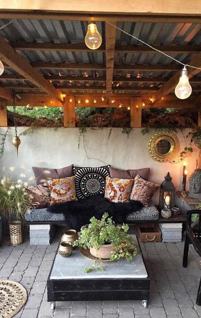 9 Living Decorating Ideas For Small Balcony 99 - Page 9 of 9 ..