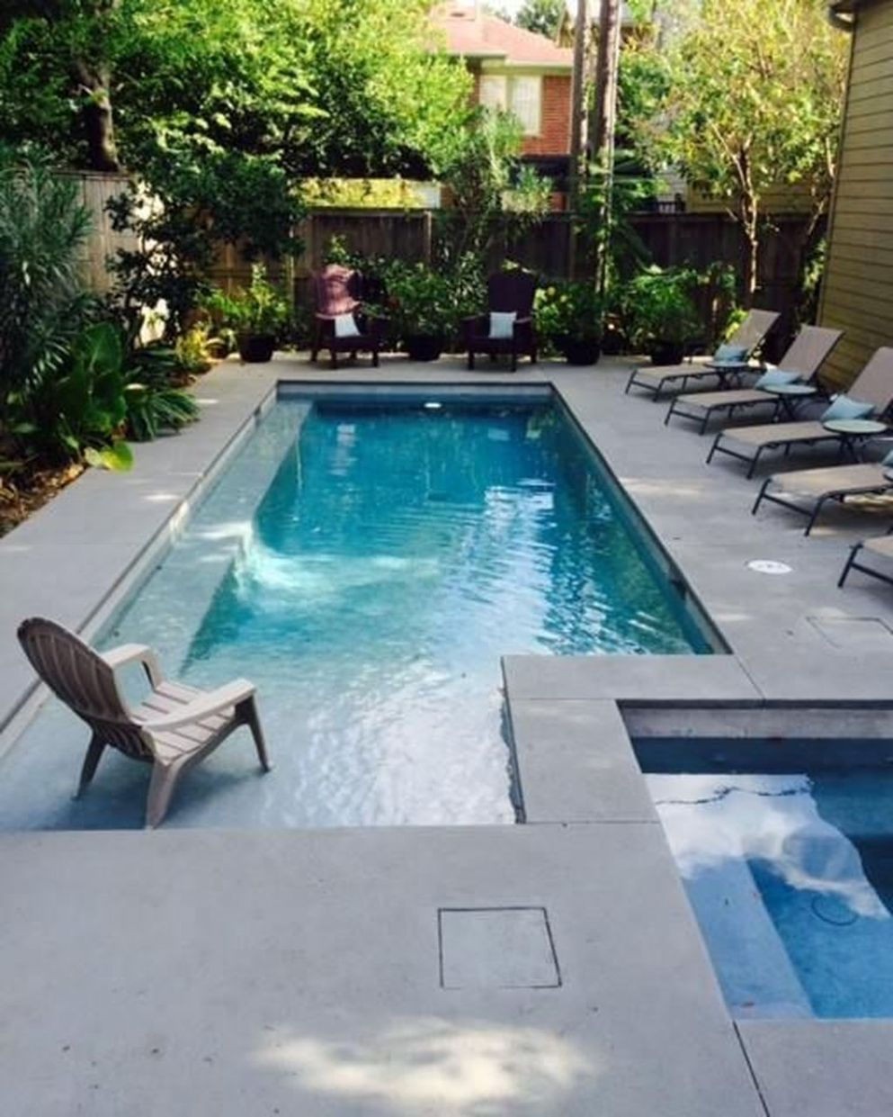 9 Lovely Small Swimming Pool Design Ideas On A Budget - HMDCRTN ..