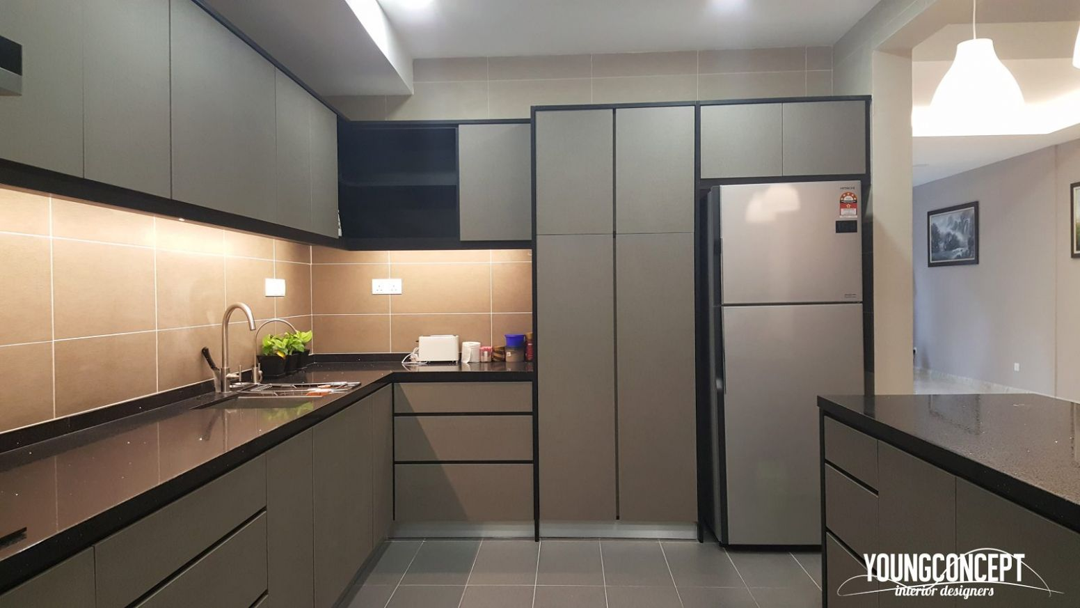 9 Malaysian Kitchen Designs and Ideas   Recommend