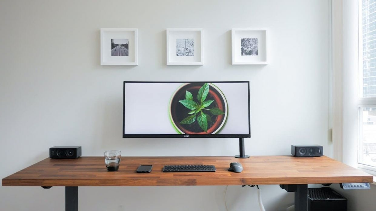 9+ Masculine Home Office Ideas & Inspirations | Man of Many - small home office ideas for him