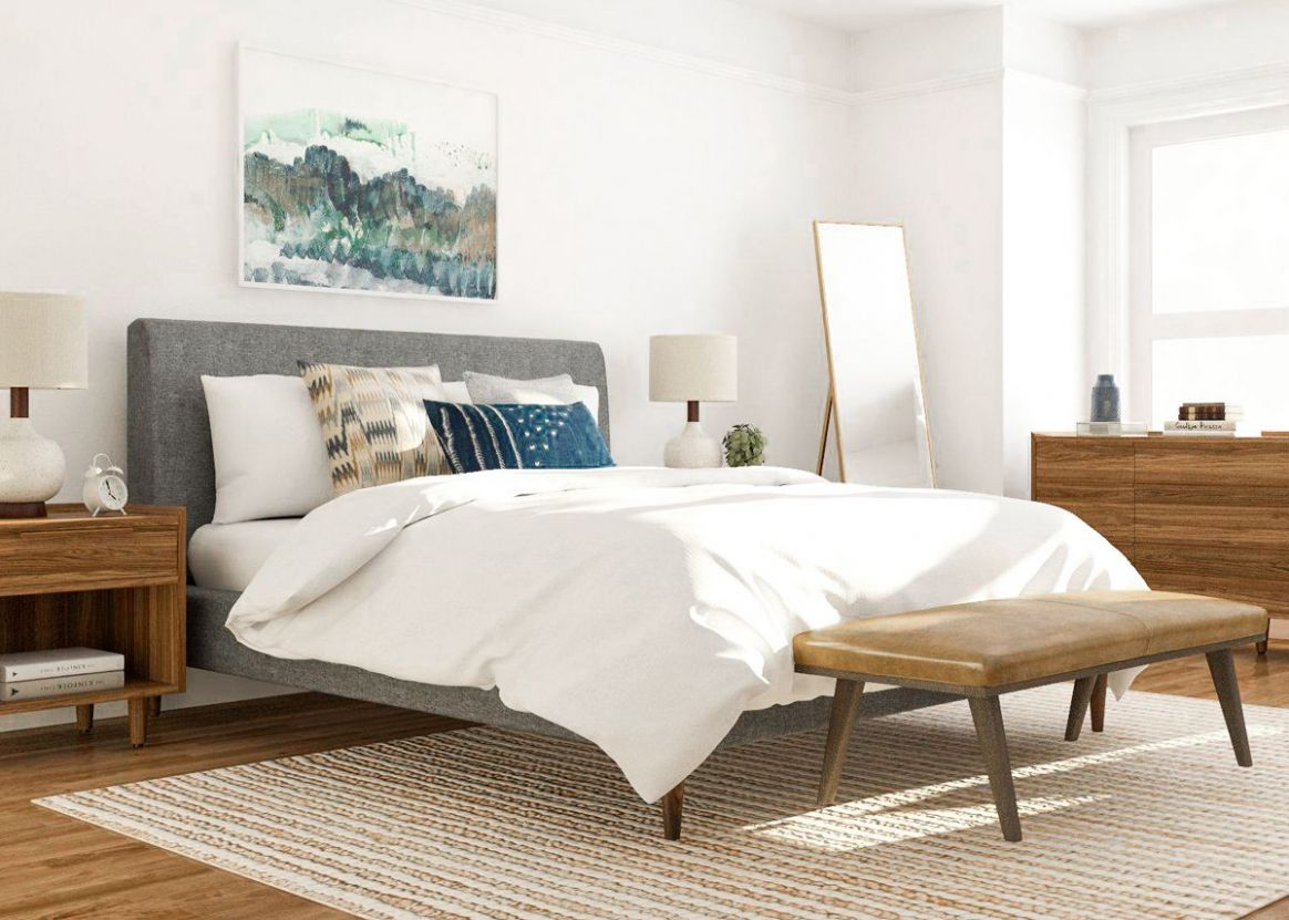 9 Mid-Century Modern Bedroom Ideas to Try in Your Space | Moderne ..
