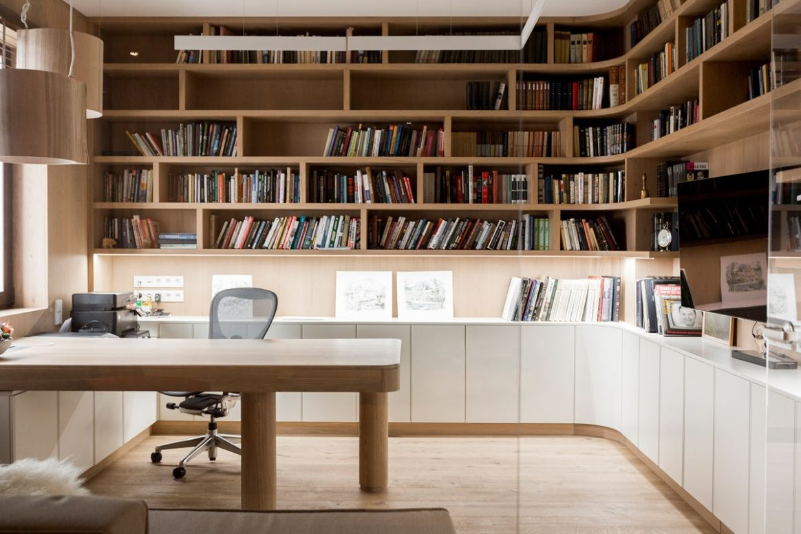 9 Modern Home Office Design Ideas For Inspiration - nice home office ideas
