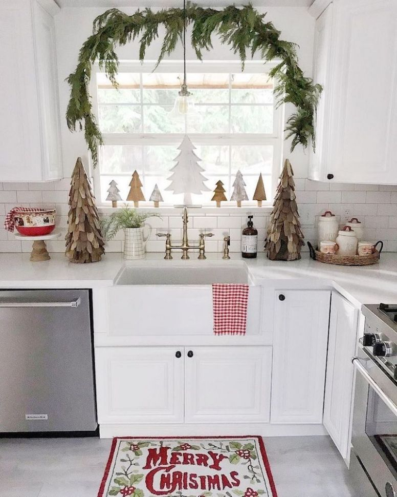 9 Must-See Christmas Kitchen Decor Ideas - kitchen ideas for christmas
