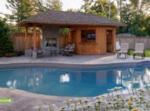 9 Pool House And Cabana Ideas for Relaxing Retreat #rustic #small ...