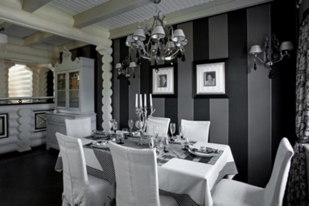 9 Resourceful Black Dining Room Designs Ideas That Will Greatly ...