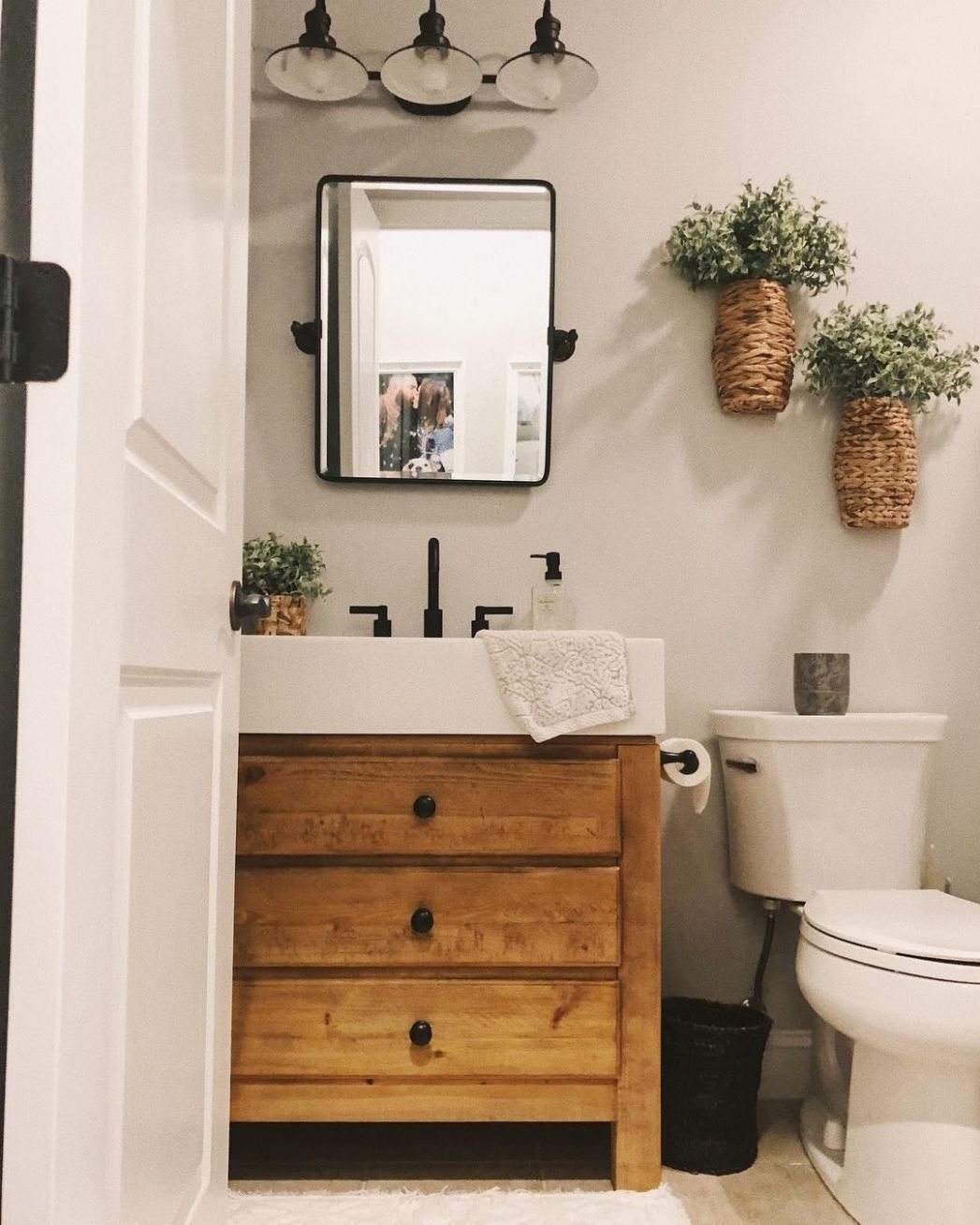 9 Small Bathroom Design Ideas to the Big Room Statement | Small ..