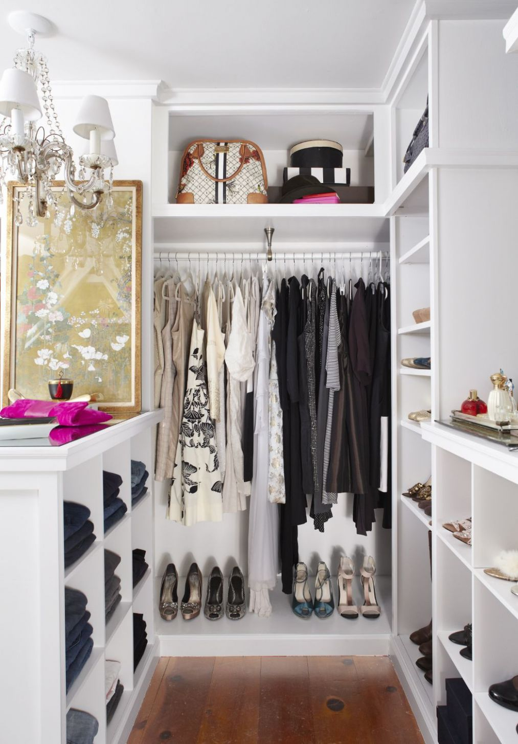 9 Small Walk in Closet Ideas and Organizer Designs | Dream ..